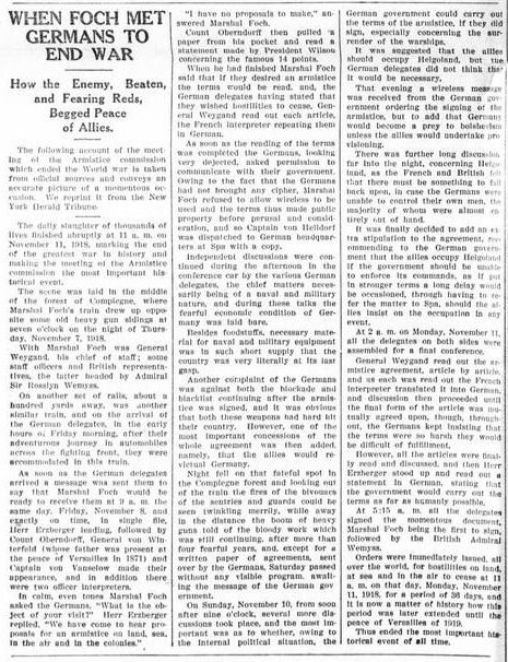 account of the first world war Lecture 15: the balkan causes of world war i the majority in the council of ministers assumed from the first that war was the appropriate response only.